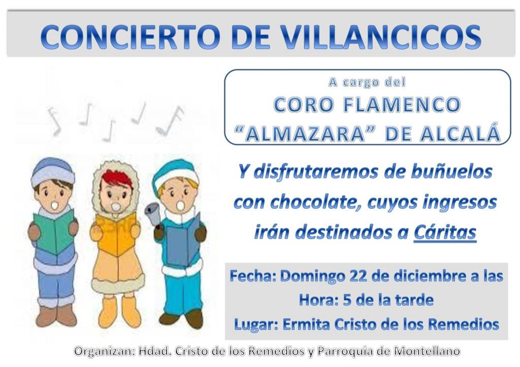 Concierto villancicos 2013